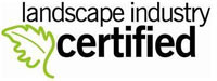 The Landscape Industry Certified Logo