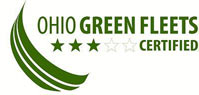 The Ohio Green Fleets Certified Logo