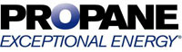 The Propane Exceptional Energy Logo